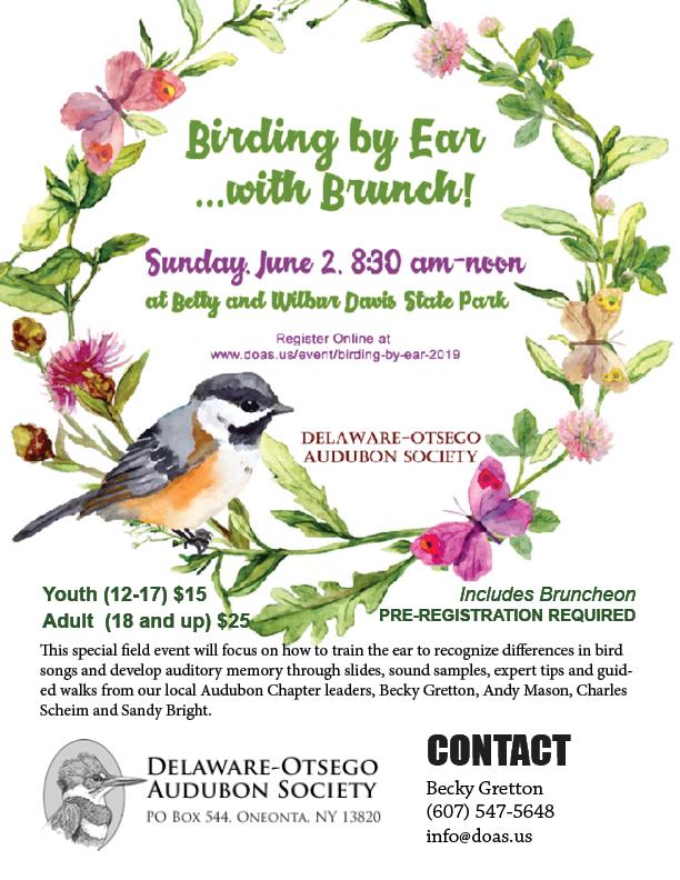 2019 Birding by Ear